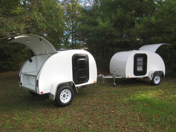 Teardrop Travel Trailers by Camp-Inn