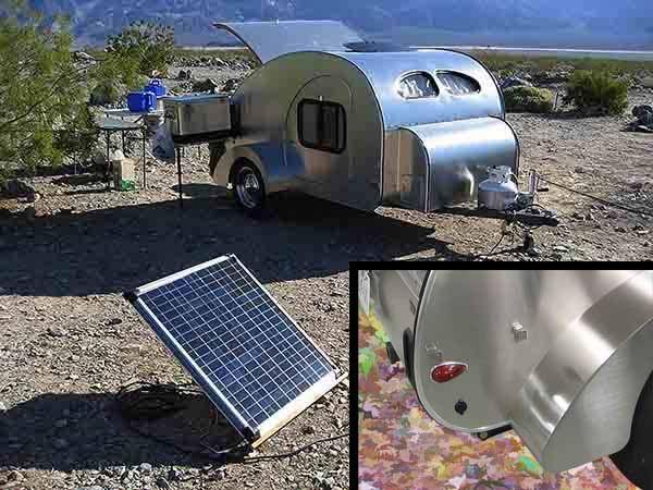 Teardrop Travel Trailers By Camp Inn