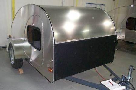 Camp Inn Teardrop 500 Special Model
