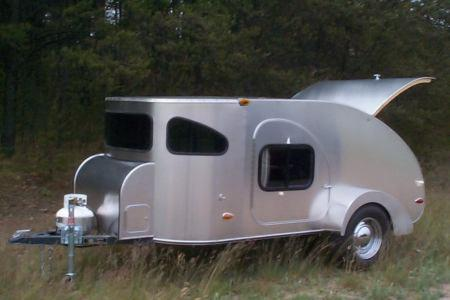 raindrop trailer teardrop camper